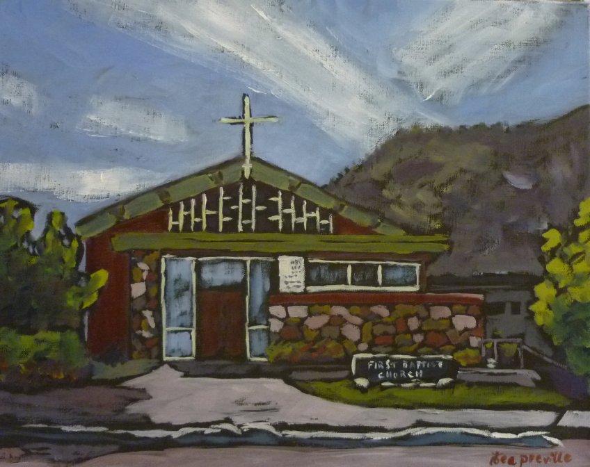 First Baptist Church, Nelson, BC