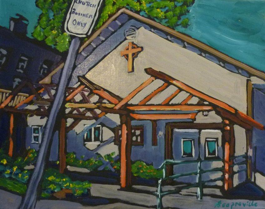Kootenay Christian Fellowship, Nelson, BC