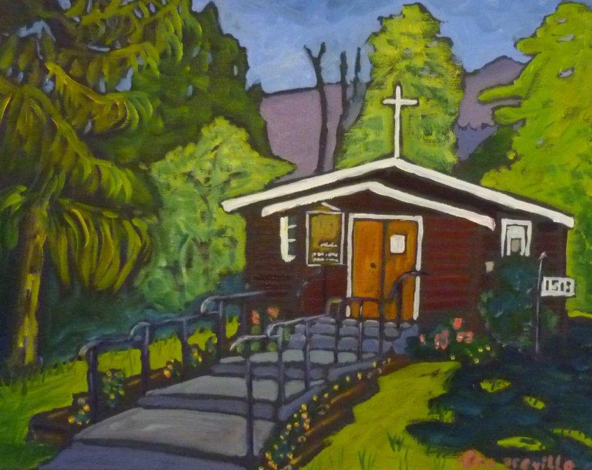Riondel Community Church, Riondel, BC