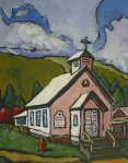 St. Andrew's Presbyterian Church, Slocan, BC