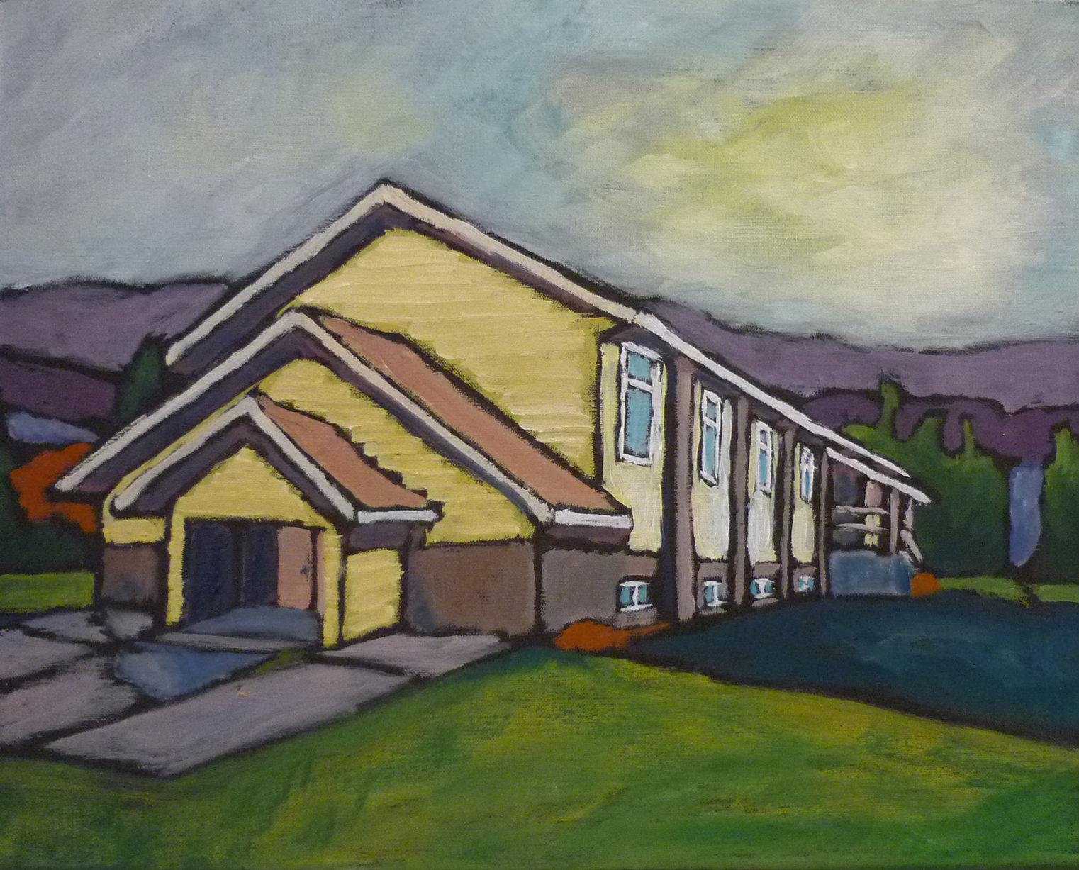 Union of Christian Doukhobors, Krestova, BC by Tea Preville