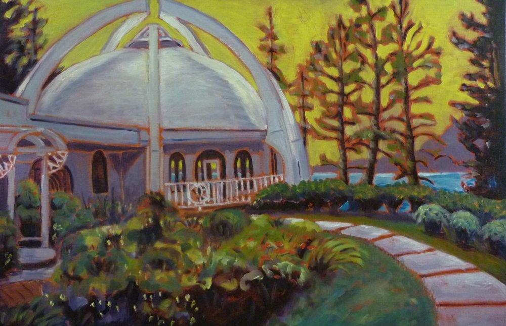 Yasodhara Ashram Society, Kootenay Bay, BC