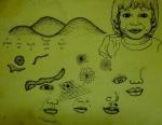 Tea Preville - 1985 - Soren - ink