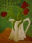 Tea Preville - 1999 - Still Life II - acrylic