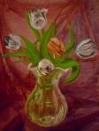 Tea Preville - 1999 - Still Life III - acrylic