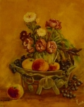 Tea Preville - 2002 - Harvest - oil
