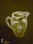 Tea Preville - 2002 - Still Life II - acrylic