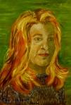 Tea Preville - 2004 - Brenda - Acrylic